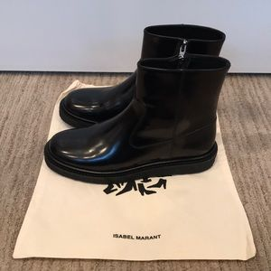 Isabel Marant Conner Leather Boot 37