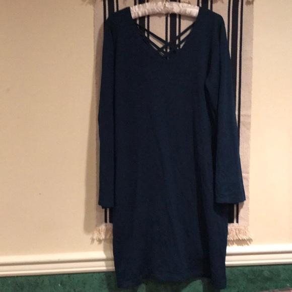 9726fa5f659c5 Derek Heart Dresses   Skirts - Derek Heart Plus Size Sweater Dress