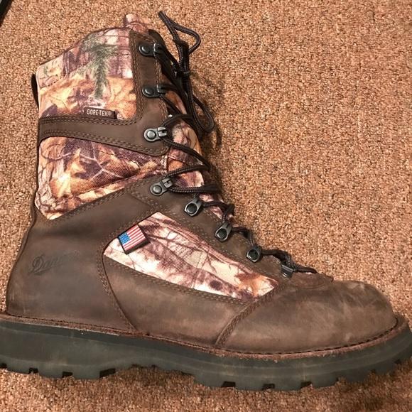 Danner Shoes - Men's Danner East Ridge 8 inch waterproof boots