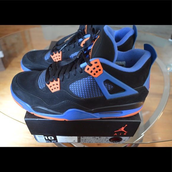 d68941630f1c24 Air Jordan Other - Nike Air Jordan IV 4 Cavs Knicks Men Size 10