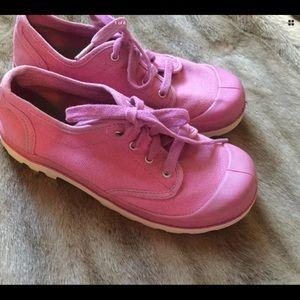 Pink Palladium sneakers size 3