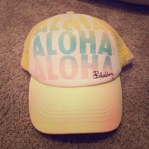 Aloha Billabong baseball cap