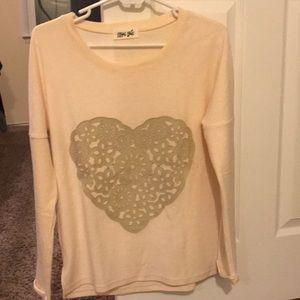 Hippie Love Woman's shirt