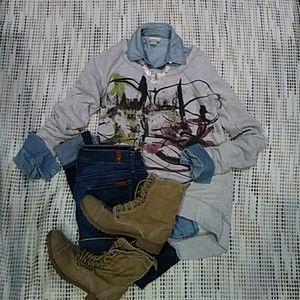 Tops - Proenza Schouler for Target sweatshirt