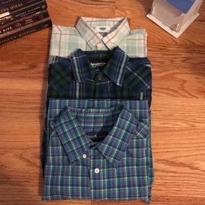 Bundle of boys shirt