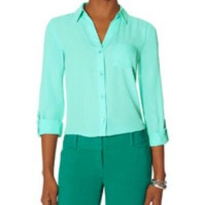 The Limited Tops - NEW The Limited XS Ashton blouse