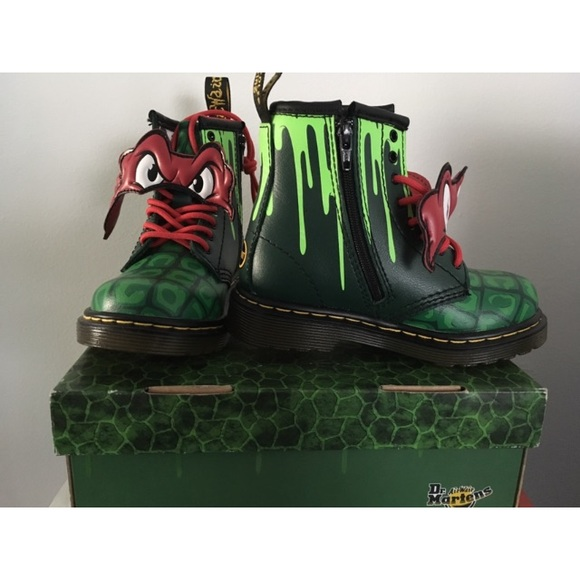 dr martens shoes brand new tmnt dr martens poshmark