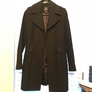 Armani Exchange wool coat