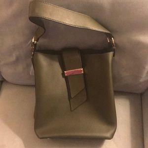 Brand new, never used Vegan leather handbag!