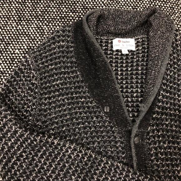 Rag Bone Sweaters Mens Rag Bone For Target Cardigan Poshmark
