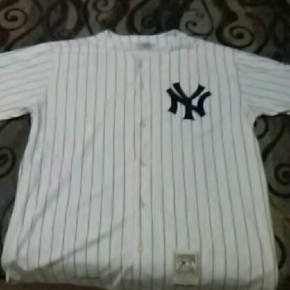 finest selection 8f6d8 8dffc Joe DiMaggio Mitchell & Ness Yankees Jersey