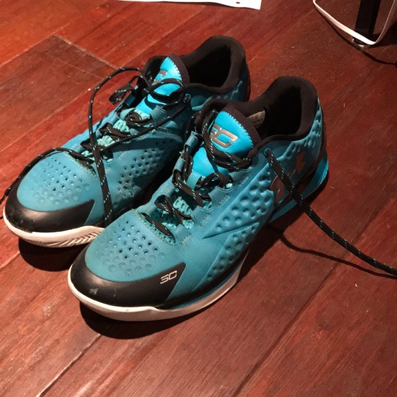 Shoes   Stephen Curry 1s Low Size 12