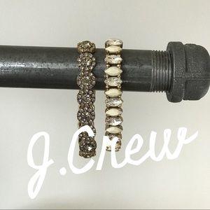 J.Crew Bracelet Bundle, great condition!