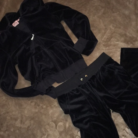 ab6afc20d3e3 Juicy Couture Pants - THROWBACK classic Juicy Couture velour tracksuit