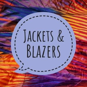 Jackets & Blazers Here!