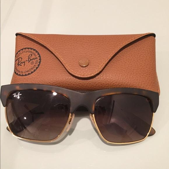 299c26248 Ray-Ban Accessories | Ray Ban Sunglasses Women Tortoiseshell Wcase ...