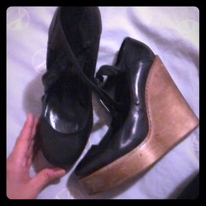 Chloe wedges ... never gets out of style