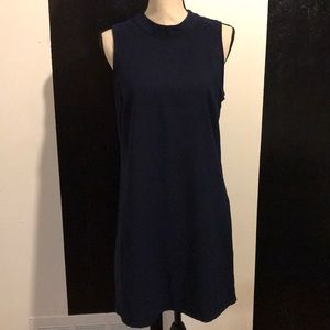 Tinley Road Navy Dress