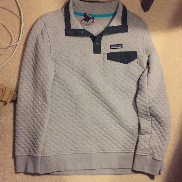 b299b6b8f40 Women s Organic Cotton Quilt Snap-T Pullover. M 5a1b70265c12f8d116098cd8