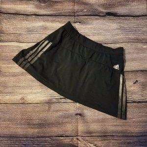 Adidas Climalite Athletic Shorts/Skirt Skort