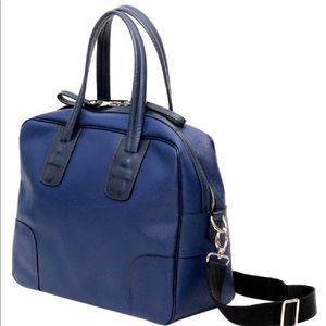 Blue Neil Barre bag