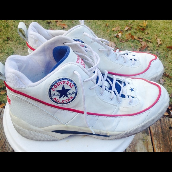 162d9ebebcdc3f Converse Other - VINTAGE CONVERSE ALL STAR High Top Sneakers Shoes