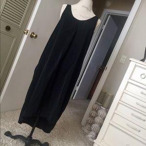 Sexy Black silky soft Nightgown