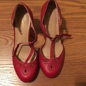Nice reds heels