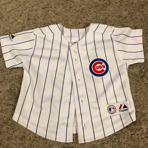 new products 4ac4c 7539c Chicago Cubs Kids Jersey (Size 18months)