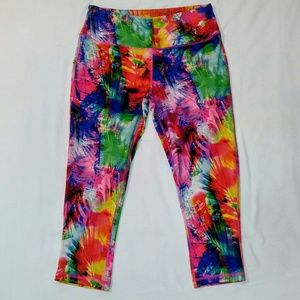 Like New Cropped leggings