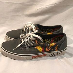 b2593628824 Vans Shoes - Vans Marvel Comics Wolverine edition shoes