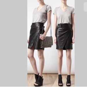 a70ef43f8a Guess by Marciano Skirts - Guess by Marciano Masha leather skirt 10