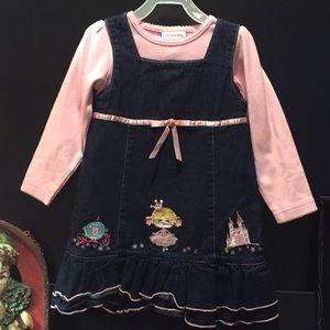 Youngland dress set