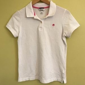 Lilly Pulitzer Shrunken Polo, size M