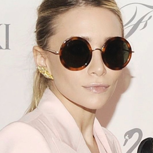 4c26b360e0dd Linda Farrow Accessories - The Row x Linda Farrow Sunglasses
