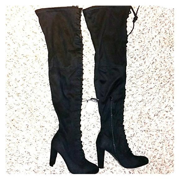 5ce3a2333ab Thigh High Boots