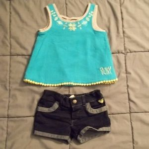 Roxy Outfit