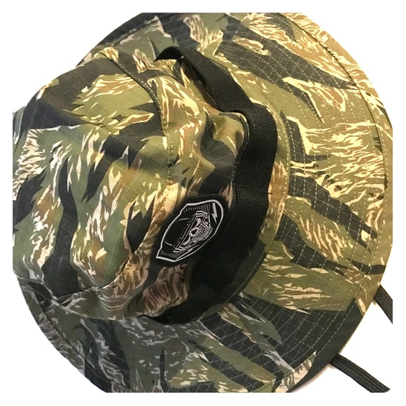 e67dff95 Nike Accessories | Camo Bucket Hat 40 Fisherman Football Xxl | Poshmark