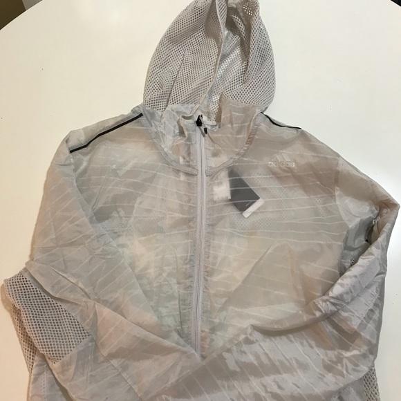 b376d9009f7da adidas TKO Supernova Running jacket - men s size L