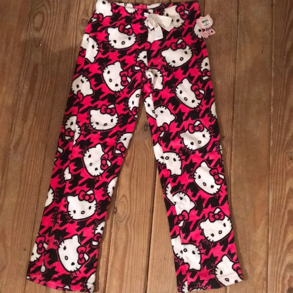 cb8eccdcf Sanrio Intimates & Sleepwear | Bundle Hello Kitty Pajama Pants ...