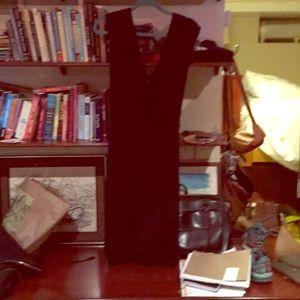 Catherine-Malandrino-Knee-Length-Crochet-Dresses-