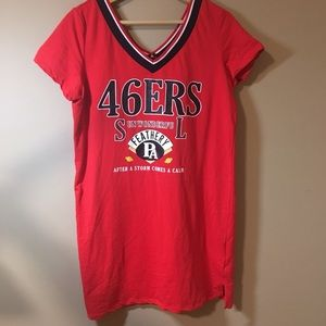 Tops - 46ers T-Shirt Dress