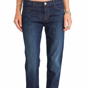 J Brand Size 25 Jake Skinny Boyfriend Jeans
