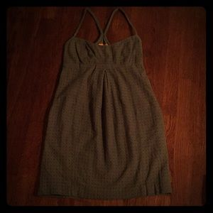 Olive Greene Eyelet Dress - Cynthia Steffe
