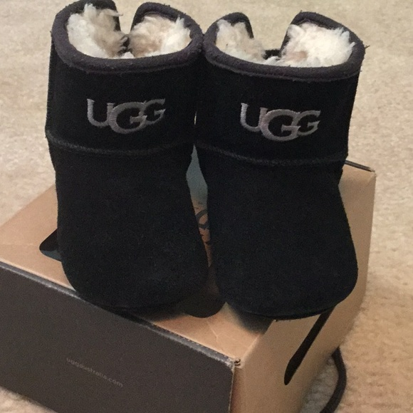 Black Baby Uggs
