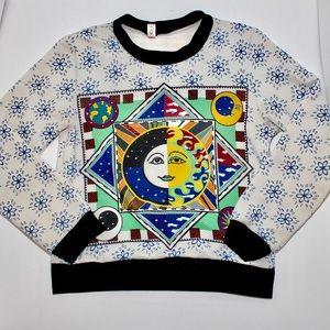 Sweaters - Sun Moon and Elements Lightweight Sweatshirt