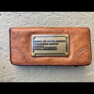 MARC Jacob Leather Wallet