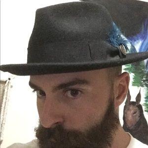 288618ffae95a Goorin Bros Accessories - Goorin Bros. Good Boy Wool Felt Fedora Hat- Medium