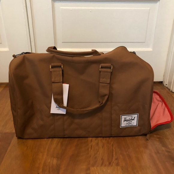 e755e41036 Herschel Novel Duffel in Carmel