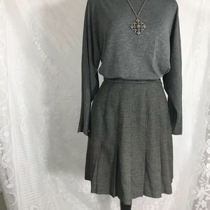 Lloyd New York Mini Skirt black and white